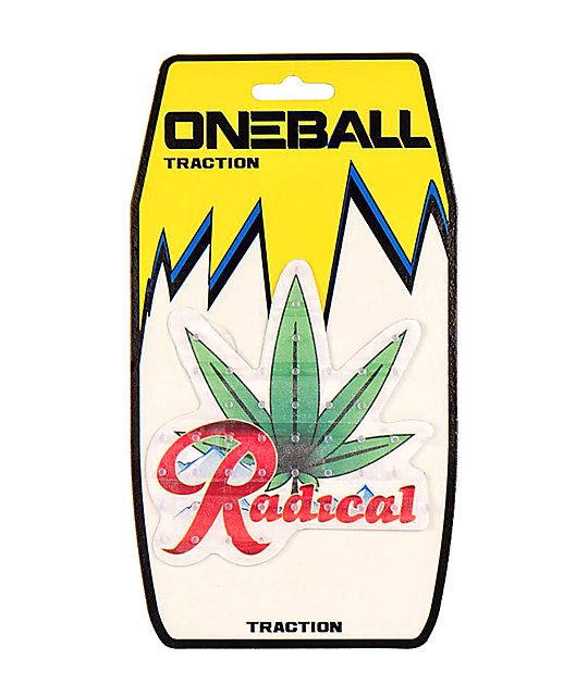One Ball Jay Radical Grip almohadilla de agarre