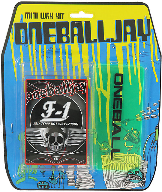dd3bdf5e1e68 One Ball Jay Snowboard Mini Tuning Kit