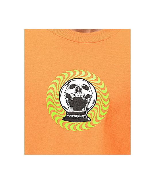 Open925 Psychedelic Palm Readers camiseta naranja