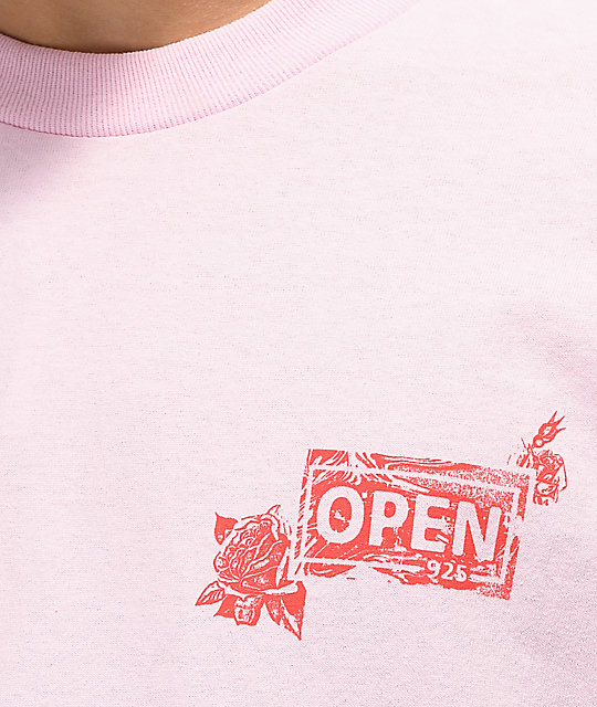 Open925 Smell Ya Later camiseta rosa