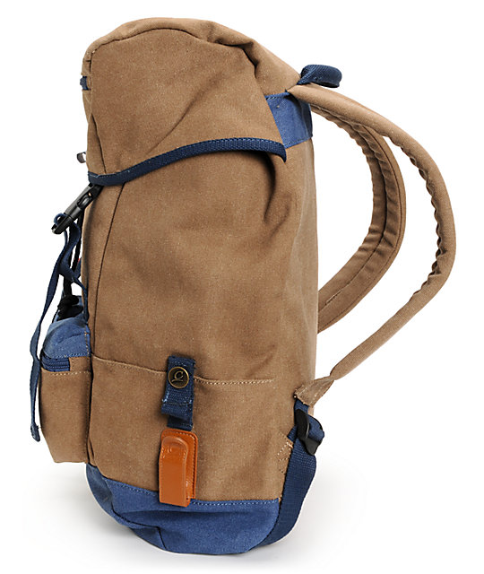 Original Chuck Field Rucksack Khaki & Denim Backpack