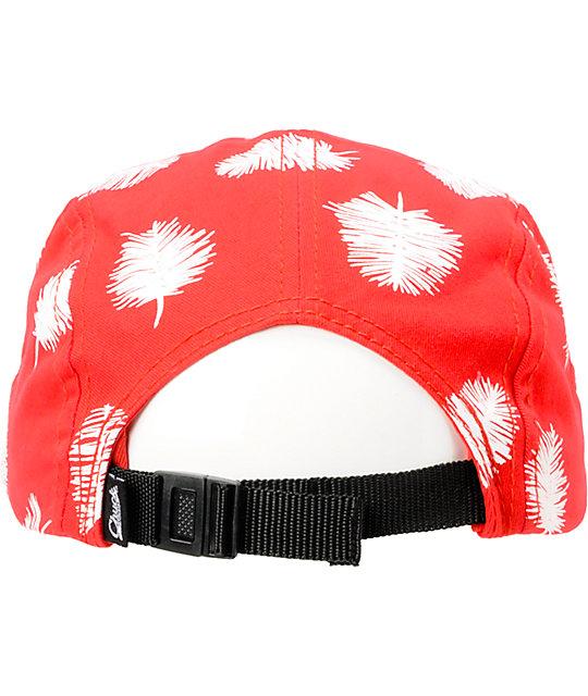 58673a26406 ... Original Chuck Squibbles Red 5 Panel Hat