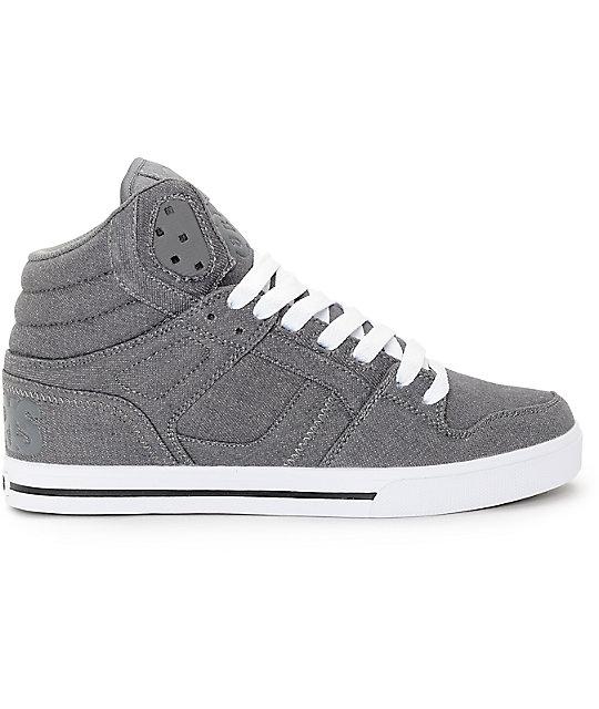 "Osiris Men/'s Shoes /""Clone/"" Gray//Denim"