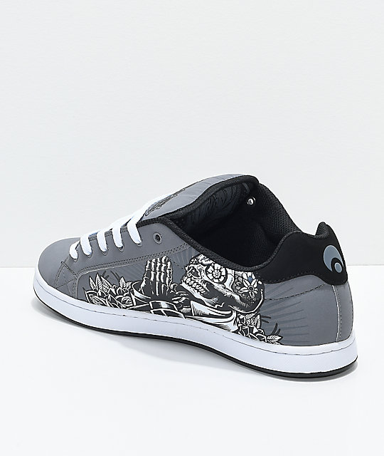 Osiris Troma Redux Max242 Deadman Skate Shoes