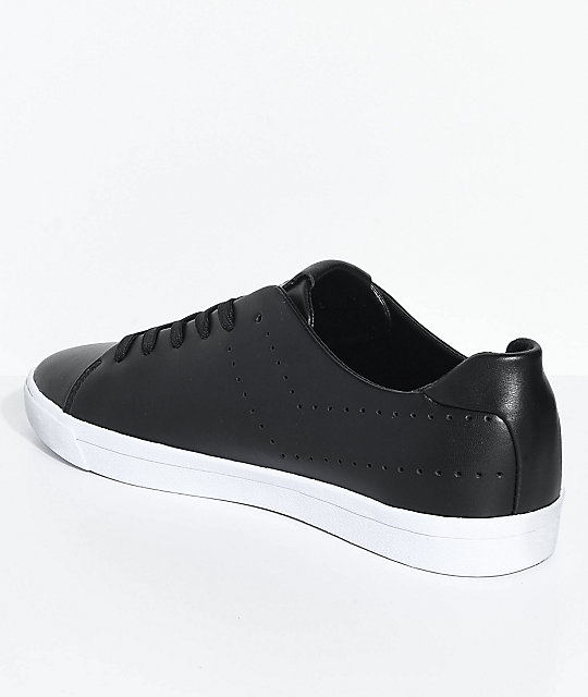 PONY Topstar Lux Lo Black & White Shoes