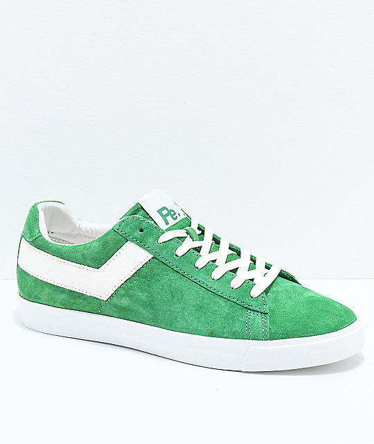 a60d80b8689bb PONY x Joey Bada   Topstar Lo Pro Era zapatos verdes