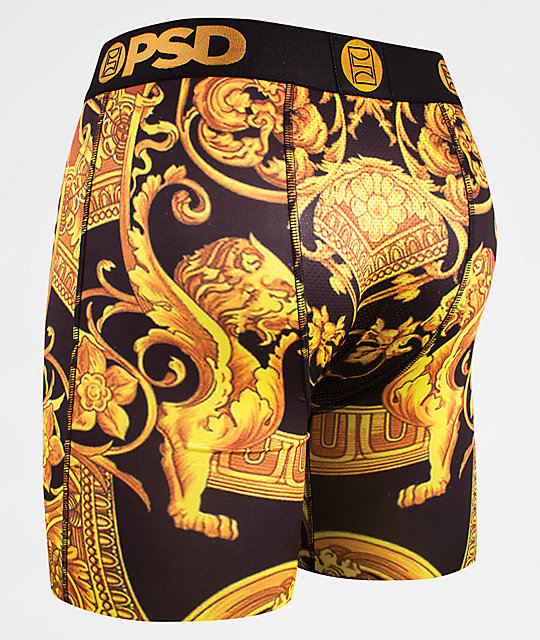 PSD Gold Sace Boxer Briefs