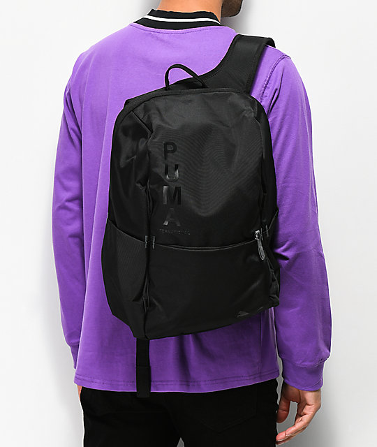 PUMA Ace Black Backpack