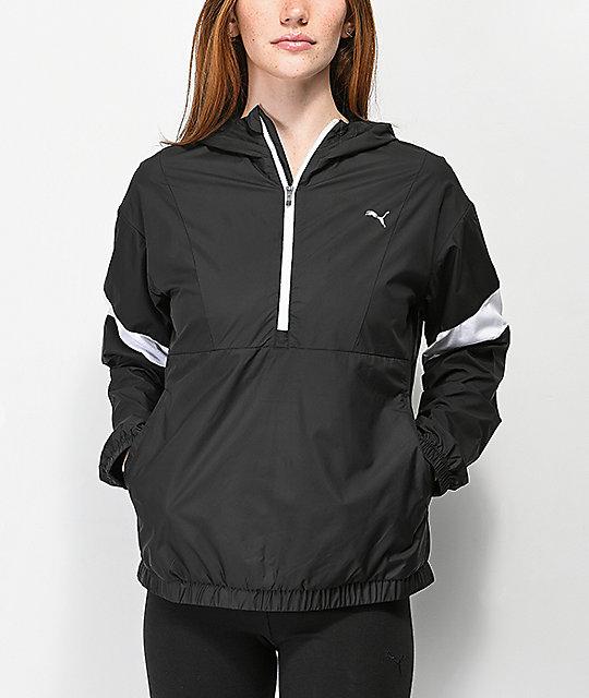 elige lo último más vendido color rápido PUMA Ace chaqueta negra