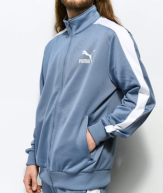 8d235dbdf0fb blue puma track jacket