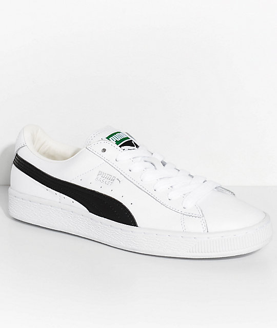 puma sneakers basket