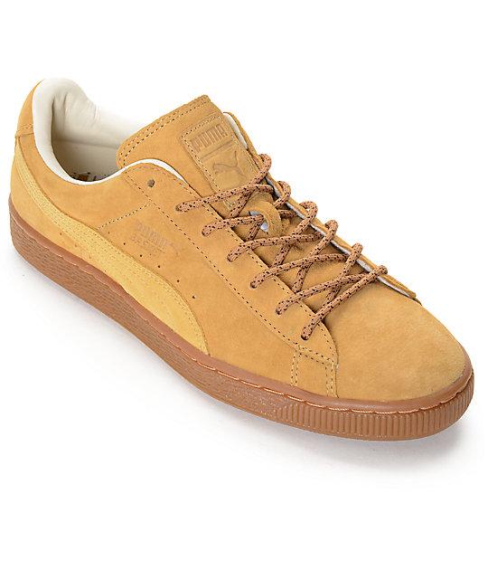 PUMA Basket Classic Winterized Taffy Shoes
