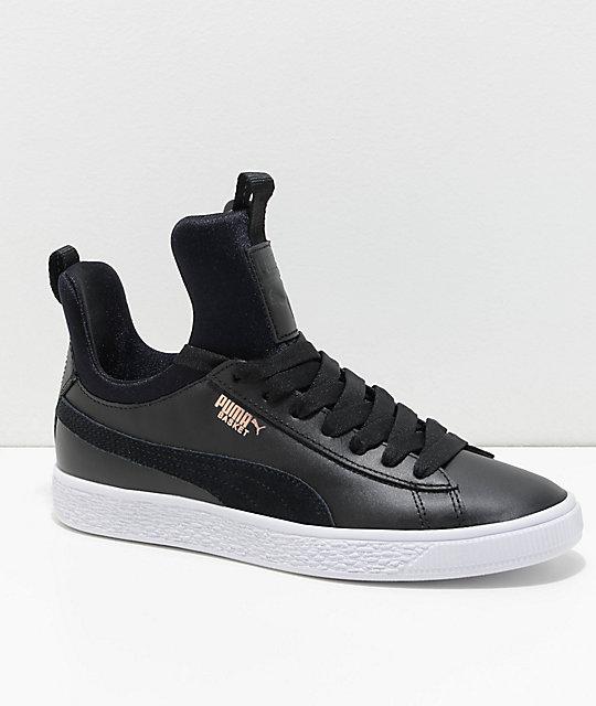 puma basketball shoes