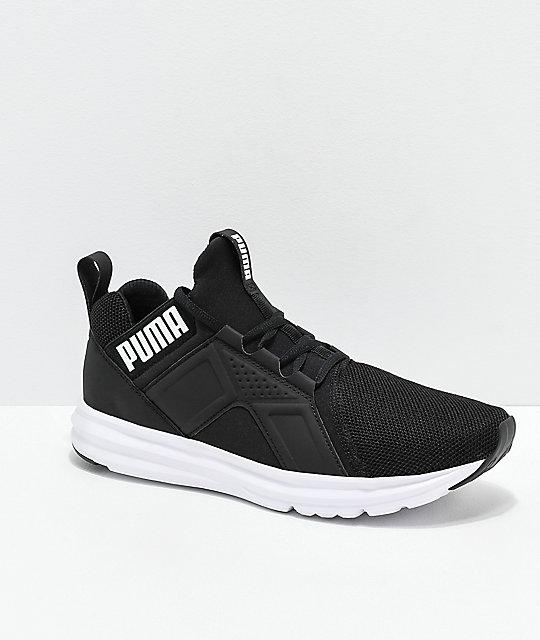 2zapatos puma negros