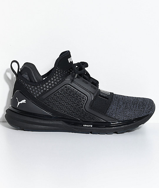 chaussure puma ignite limitless knit