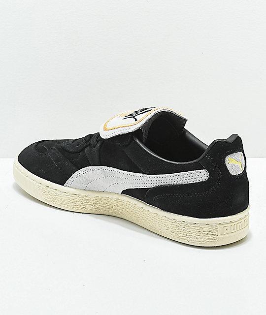 popular stores puma king suede black whisper white shoes 47762 e1e82 ... d940f3129