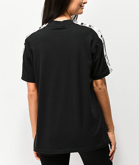 PUMA Revolt Taped Black T-Shirt
