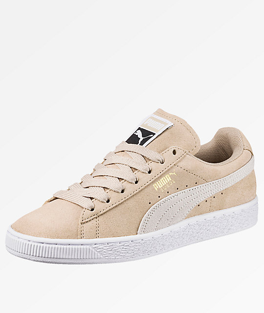 puma suede safari
