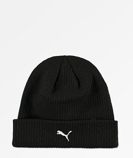 PUMA Topic gorro negro