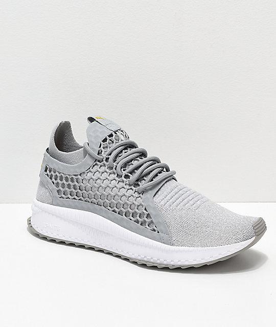 online retailer 0be34 7faec Shoes V2 Grey Evoknit Tsugi amp  Netfit Zumiez White Puma HOqRUwTnxH