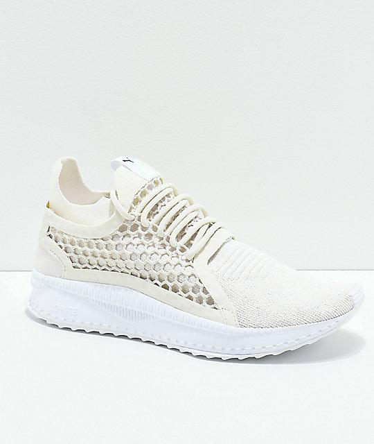 9e9b7488b59f PUMA Tsugi Netfit V2 White Shoes