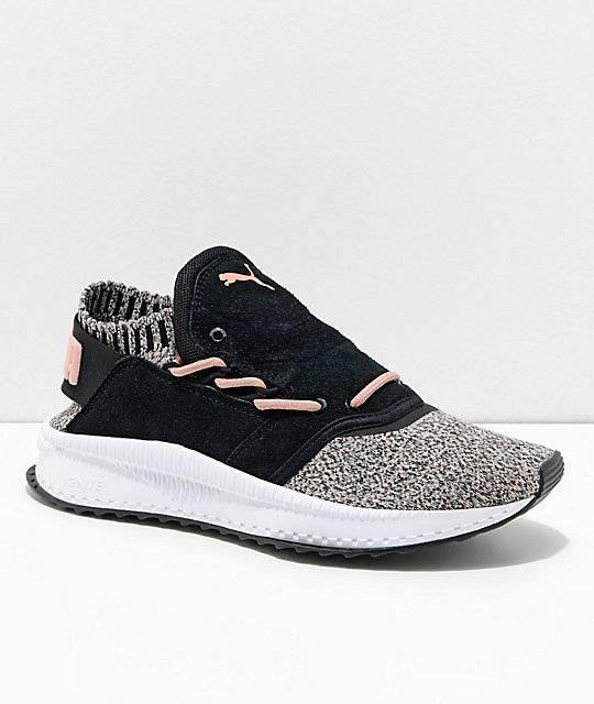 50609d960 PUMA Tsugi Shinsei Whisper zapatos negros ...