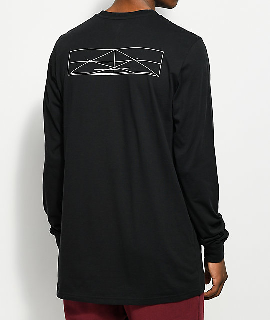PUMA x Black Scale 2 Black Long Sleeve T-Shirt