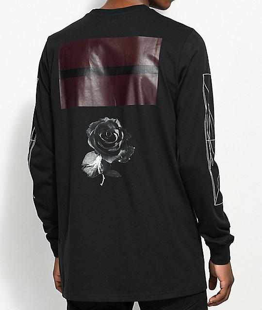 29eb86eba2ca PUMA x Black Scale Open Bar Black Long Sleeve T-Shirt