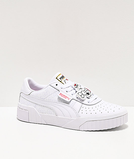 puma shoes hello kitty
