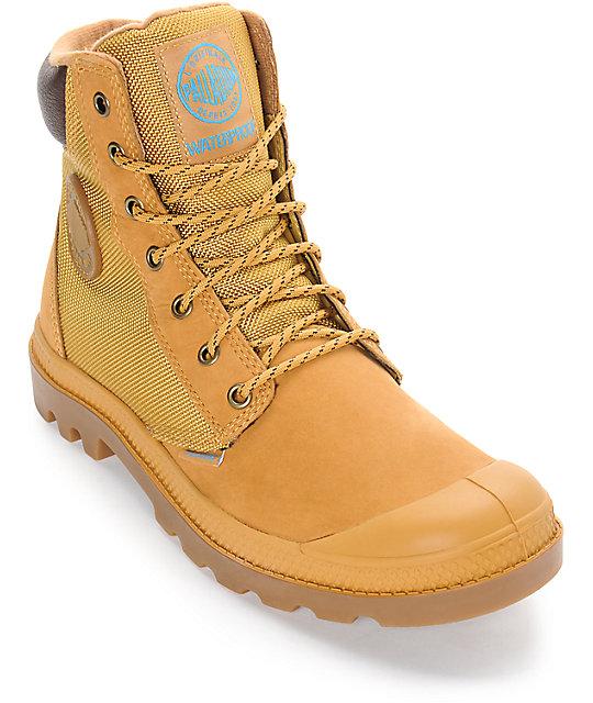 7a458fa1416 Palladium Pampa Sport Cuff WPN Boots