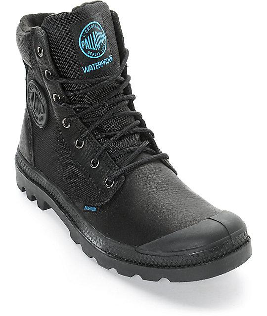 Palladium Pampa Sport Cuff WPN Boots ...
