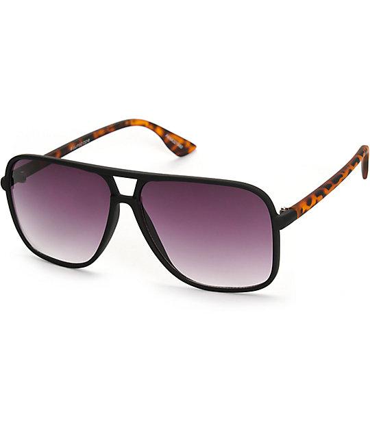 70820e4cce Panama gafas de sol de aviador cuadradas | Zumiez