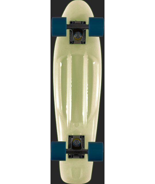 "Penny Original Glow In The Dark 22.5""  Cruiser Complete Skateboard"