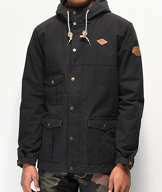 Picture Organic Horace Black Jacket