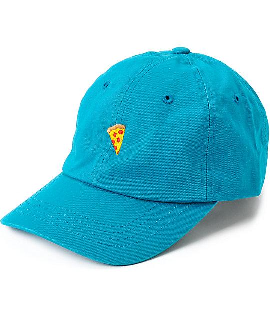 9c367aeea961a Pizza Emoji Delivery Strapback Hat