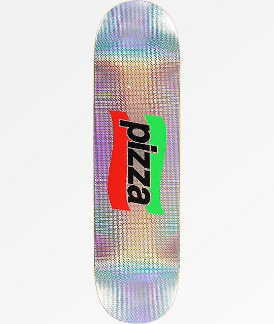 "Pizza Spizza Foil 8.0"" tabla de skate"