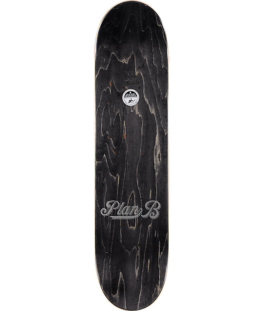 "Plan B Ladd National 7.8""  Skateboard Deck"