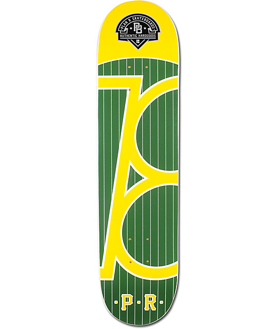 "Plan B P-Rod Era 7.75""  Skateboard Deck"
