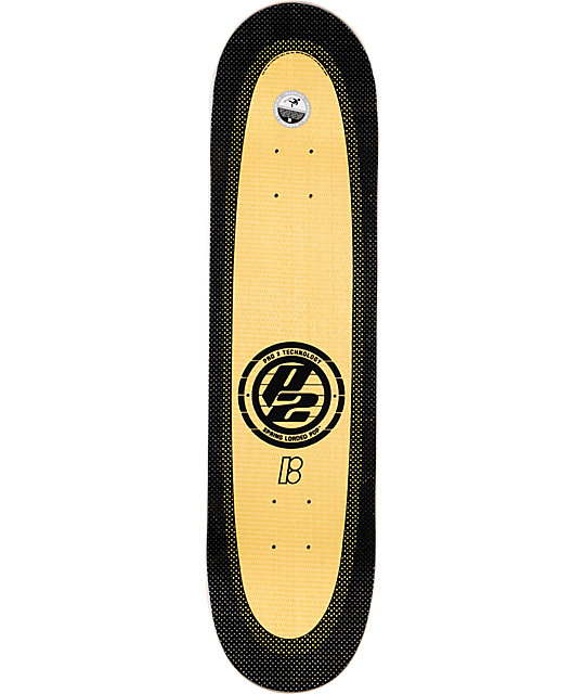 "Plan B P-Rod Stacked P2 8.0""  Skateboard Deck"