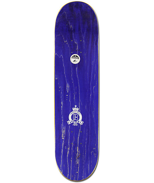 "Plan B Paul Rodriguez Premier 8.0""  Skateboard Deck"