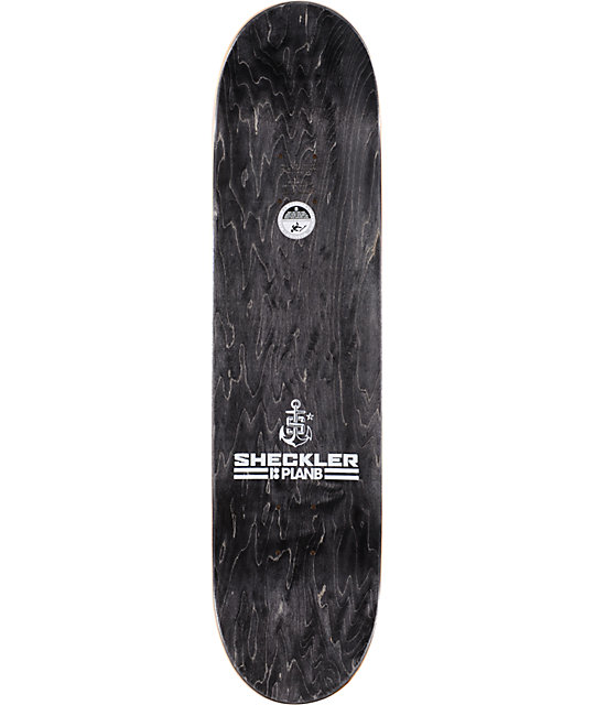 "Plan B Ryan Sheckler Street League 8.125""  Skate Deck"