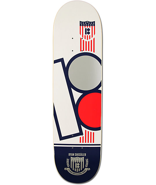 "Plan B Sheckler Cup Series 8.3""  Skateboard Deck"