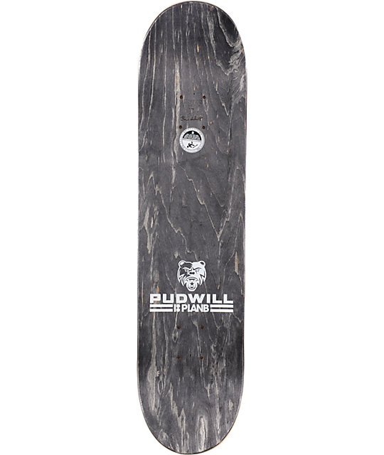 "Plan B Torey Pudwill Street League 7.75""  Skate Deck"