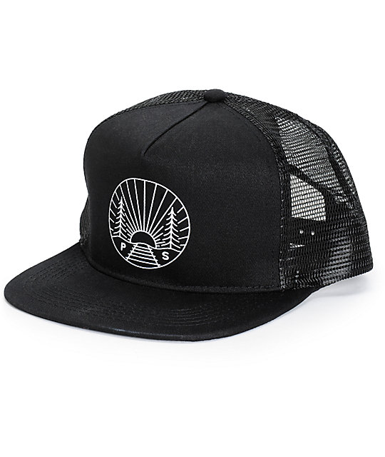 cdfdcb65ff8 Poler Camp Vibes Trucker Hat