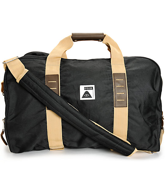 Poler Carry On Duffle Bag