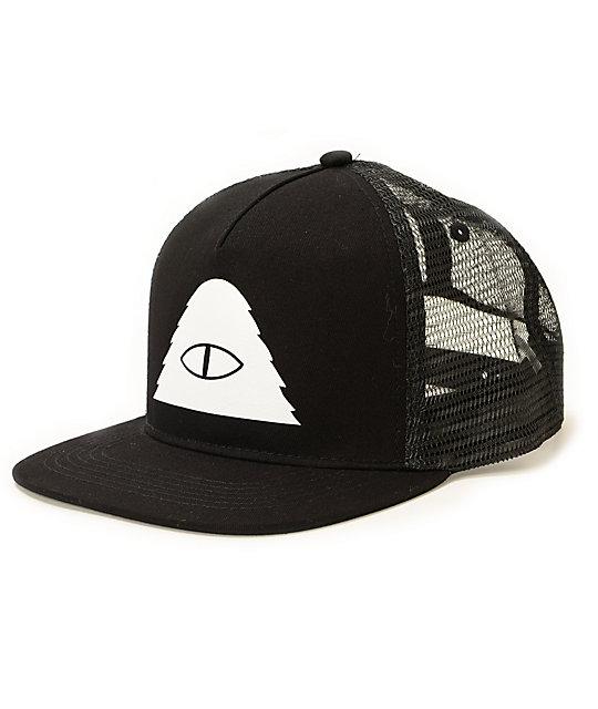 Poler Cyclops Trucker Hat  b89d9628647