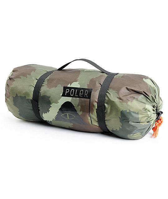Poler One Man Green Camo Tent ...  sc 1 st  Zumiez & Poler One Man Green Camo Tent | Zumiez