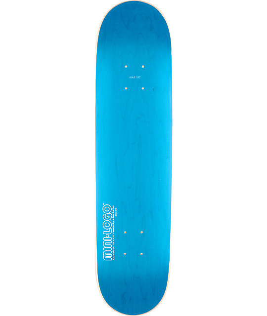 Powell Mini Logo 775 Skateboard Deck Zumiez