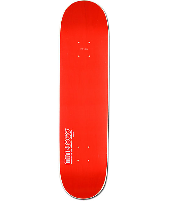 "Powell Mini Logo 7.875""  Skateboard Deck"