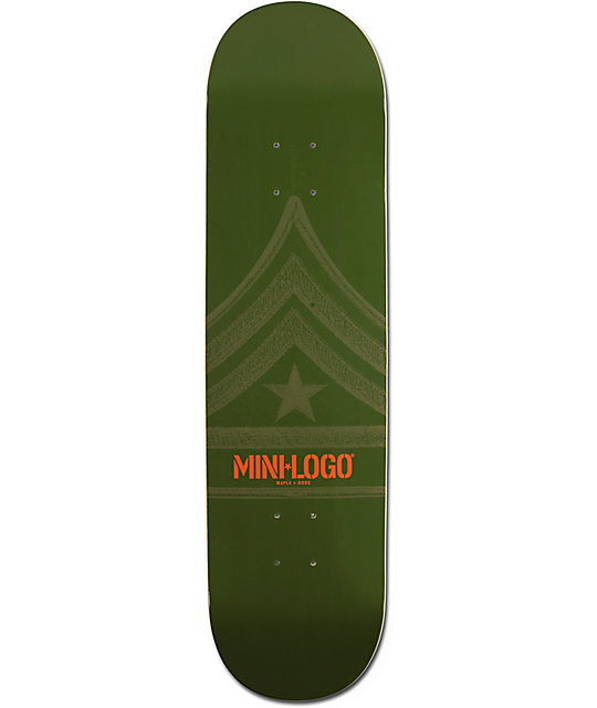 Powell Mini Logo 825 Skateboard Deck Zumiez